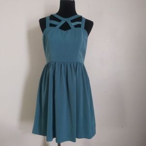Lovers & Friends fit and flare dress